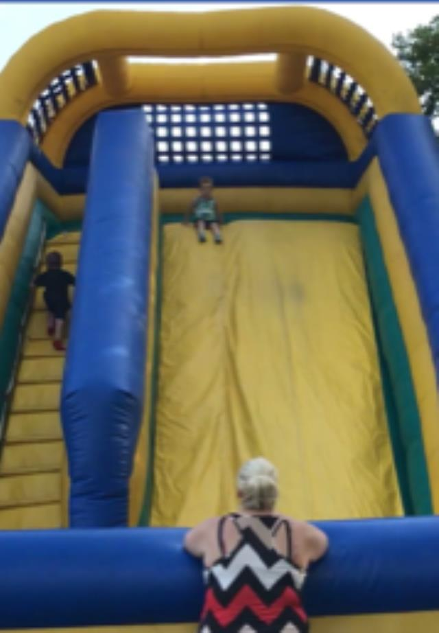 Where to find Inflatable - Slide 22 in Waterloo
