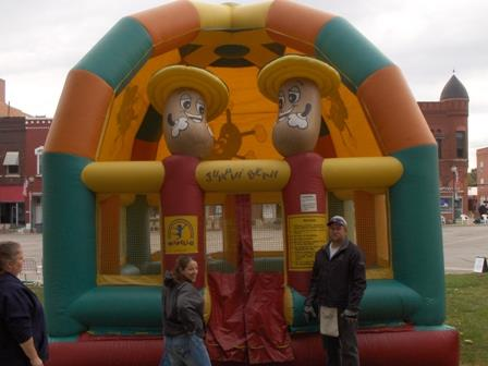 Where to find Inflatable - Jumping Bean Bounce House in Waterloo