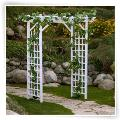 Rental store for Arch - White Trellis Arbor in Waterloo IA
