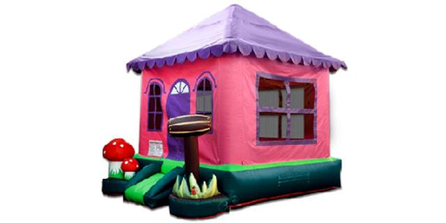 Where to find Inflatable - Cottage in Waterloo