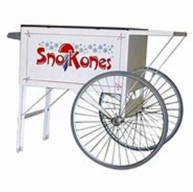 Where to find Sno-Kone - Cart Single in Waterloo