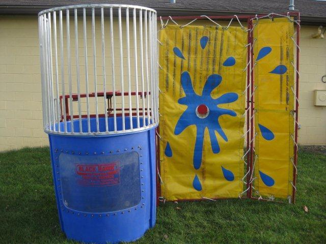 Where to find Dunk Tank in Waterloo