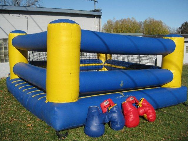 Where to find Inflatable - Bounce   Box in Waterloo