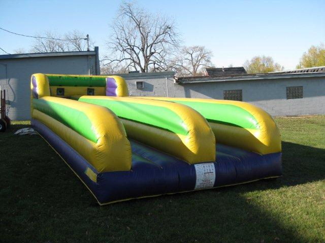 Where to find Inflatable - Bungee Run in Waterloo