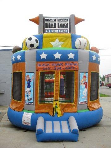 Where to find Inflatable - Sport Bounce in Waterloo
