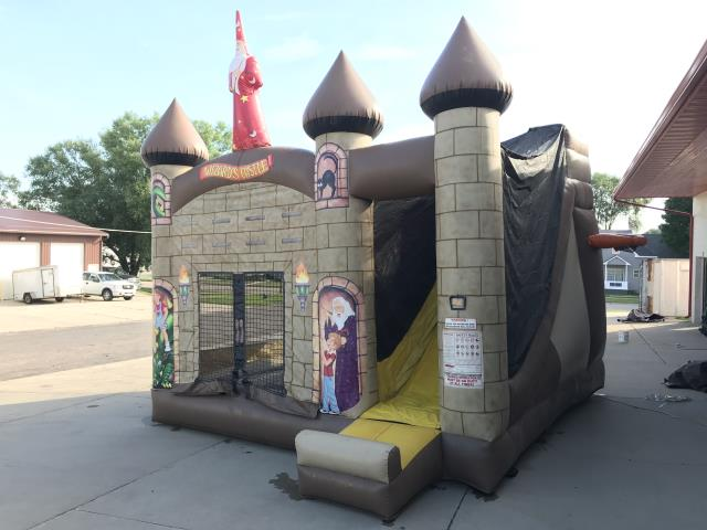 Where to find Inflatable - Wizard Castle Slide in Waterloo