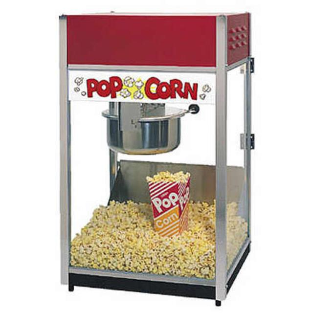 Where to find Popcorn - Machine Table Top in Waterloo