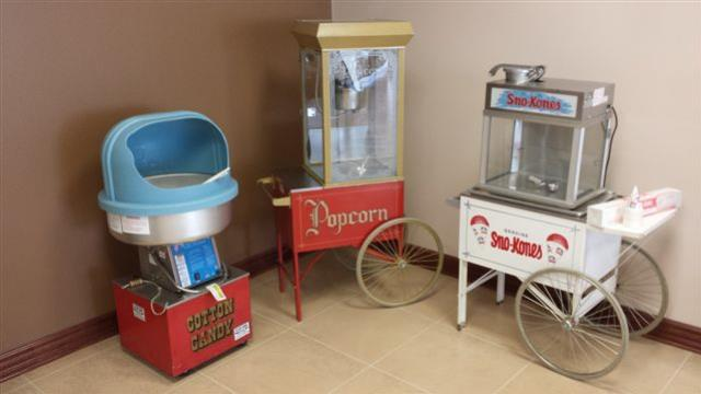 Where to find Cotton Candy - Cart in Waterloo