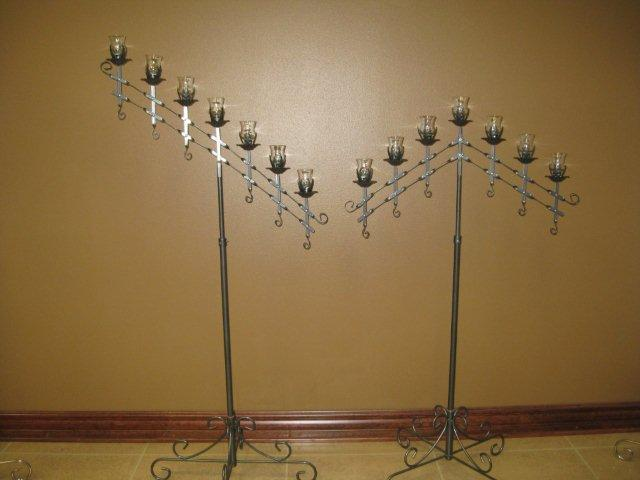 Where to find Candelabra - Pewter 7 Lt. Adj. in Waterloo