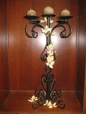 Where to find Candelabra - Bronze 5 Lt. Tabletop  pr in Waterloo