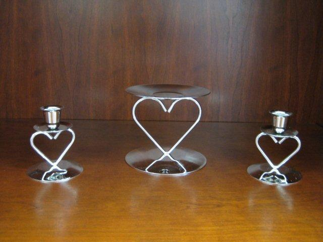 Where to find Unity Set - Tbl. Top Heart 3pc in Waterloo