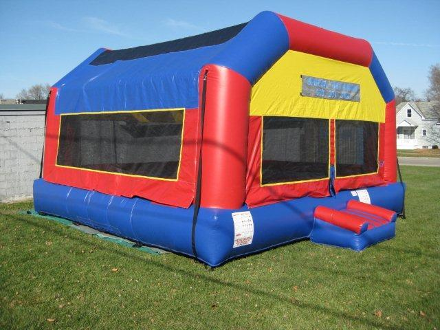 Where to find Inflatable - Jumbo Bounce 20x20 in Waterloo