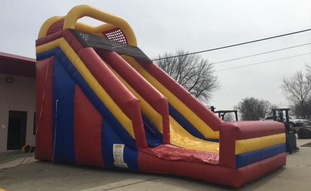 Where to find Inflatable - Slide 27  Long in Waterloo