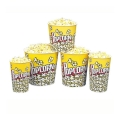 Rental store for Popcorn Design Cup, 32oz 500 case in Waterloo IA
