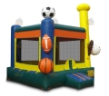 Rental store for Inflatable - 3D Sport Bounce in Waterloo IA