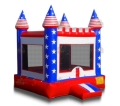 Rental store for Inflatable - Patriotic Castle in Waterloo IA