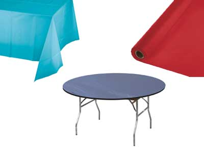 Rent Retail Table Covers