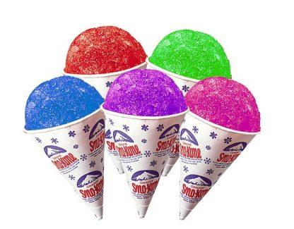 Rent Sno-kone & Shave Ice Supplies