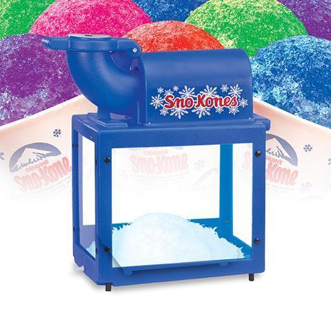 Rent Frozen Treat Machines & Accessories