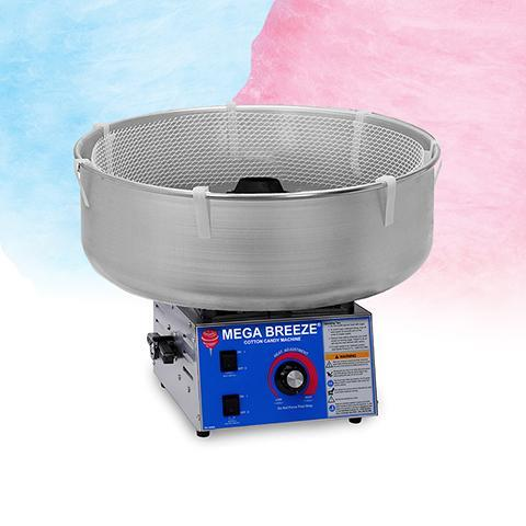 Rent Cotton Candy Machine & Accessories