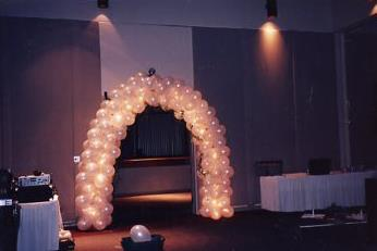 Arch balloon frame rentals Waterloo IA | Where to rent arch balloon